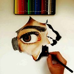 You and Eye Eyes Artwork, Artworks, Halloween Face Makeup, Free, Art Pieces
