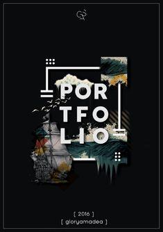 Glory Amadea Graphic Design Portfolio 2016