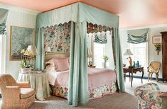 73 fantastiche immagini su Letti a baldacchino | Bedroom decor ...