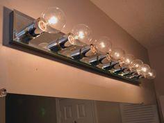 1000 Ideas About Light Fixture Makeover On Pinterest
