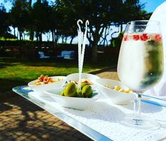 it's #prosecco time! #enjoy...  @Oasiolimpiarelais #luxuryhotel #luxurylife #lushgarden #sorrento #amalficoast Italian Lifestyle, Lush Garden, Sorrento, Amalfi Coast, Prosecco, Luxury Life, Table Decorations, Center Pieces