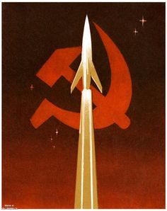 Vintage USSR Propaganda Posters and Covers Communist Propaganda, Propaganda Art, Soviet Art, Soviet Union, Vintage Ads, Vintage Posters, Cyberpunk, Industrial Artwork, Space Opera