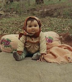 Gypsy Baby... what a sweetie...