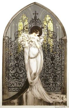 "Louis Icart (French, 1888-1950), ""Tosca"""