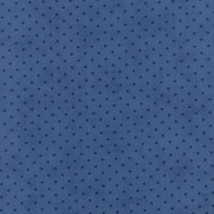 HALF METRE MODA LEXINGTON BLUE STARS ON ROYAL BLUE 14785 24 COTTON FABRIC 3416