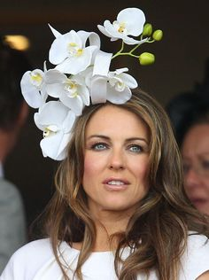 Fascinators and Hair Accessories at 2011 Crown Oaks | POPSUGAR Beauty