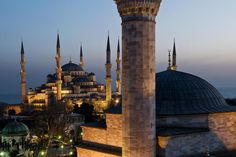 Istanbul, Turkey   Amazing history, fabulous architecture, great food, awesome museums, friendly people :)