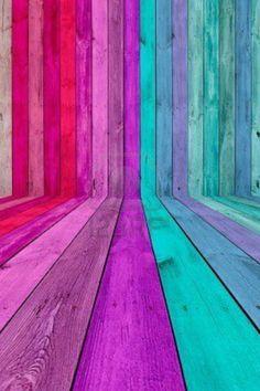A/M wood colors juicy jewel tone magenta fuchsia turquoise orchid purple aqua Colour Schemes, Color Combos, Color Patterns, Color Mix, World Of Color, Color Of Life, Purple Tips, Pink Purple, Blue Yellow
