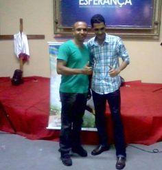 David Nascimento e Pr. Marcio Silva