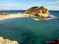 Águilas, Murcia, Los Cocedores, límite con la provincia de Almería, comunidad andalucía.
