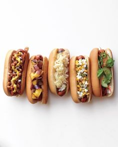 Hot dogs? Get real.  | 23 Photos You Should Not See While Fasting For Yom Kippur