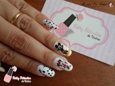 Nas Unhas: Mickey e Minnie http://wp.me/p1x69g-28Y