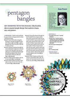 pentagons bangle3
