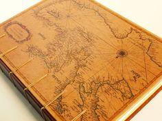 canteiro de alfaces - livros artesanais: diário de viagem - sob medida