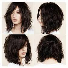 Image result for hair style medium shag wavy
