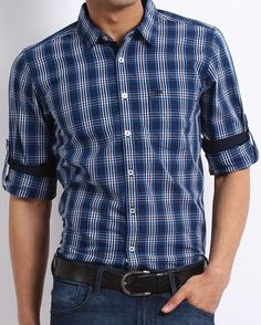 Men Flannel Shirt can be ordered in bulk from the famous wholesale manufacturer and supplier, flannel clothing. Blue Flannel Shirt, Flannel Outfits, Flannel Shirts, Flannel Clothing, Blue Check, Clothing Company, High Fashion, Men Casual, Shirt Dress