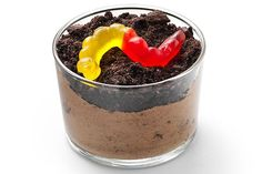 Tell the kids they're having Dirt Cups tonight with this cup of dirt pie recipe! Add some freezing time to this Dirt Cups recipe for a colder version.