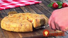 Mix stale bread with milk and cheese, and fry it. Once this tasty delight is finished, you can call yourself the proud parent of a world record holder. Real Food Recipes, Cooking Recipes, Yummy Food, Food 52, Diy Food, Breakfast Snacks, Breakfast Recipes, Comida Diy, Pan Relleno