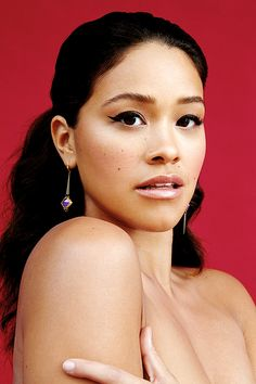 Gina Rodriguez for Paper Magazine's 2015 Beautiful People