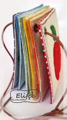 Мастерская Elifçe : Learnig colors/Цветные карточки
