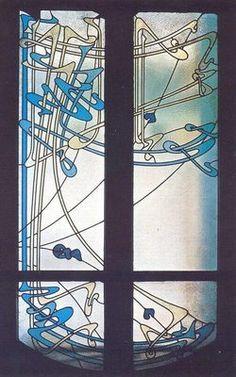 Vitraux Tiffany Art Nouveau