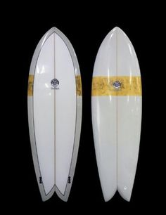 clyde beatty surfboards | WaveFront Surf Shop: Clyde Beatty Retro Fish
