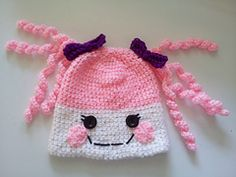 Ravelry: Loopy for Lalaloopsy -  Free pattern by Dusty's Country Crochet