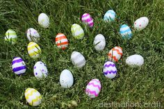 sharpie easter eggs - Google Search