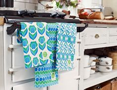 Lilly Loray Meadow Tea Towels