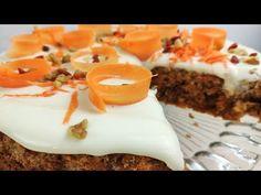 Κέϊκ καρότου με stevia (Carrot cake) - YouTube Stevia, Panna Cotta, Pudding, Ethnic Recipes, Youtube, Desserts, Food, Dulce De Leche, Deserts
