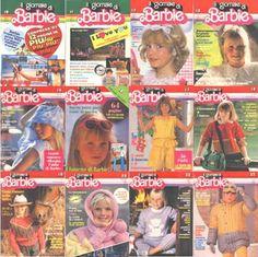 My Barbie Blog » I Giornali di Barbie degli anni 80