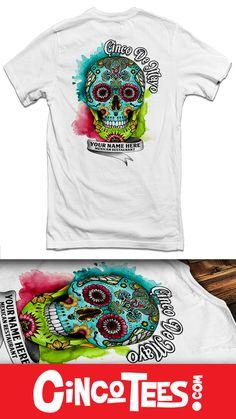 Cinco De Mayo T-shirt 2016-15
