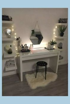 Cute and girly bedroom decorating tips for girl roomideas bedroomdecorating ; tips cute and giraux decoration bedroom ideas room girl bedroom ; Girls Bedroom, Bedroom Ideas For Teen Girls, Teenage Girl Bedrooms, Girl Bedroom Designs, Girl Room, Master Bedroom, Master Suite, Cozy Bedroom, White Bedroom