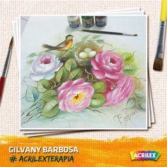 #Acrilexterapia por Gilvany Barbosa