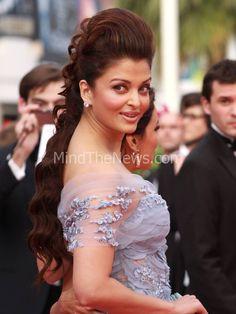 Aishwarya Rai at Cannes 2013