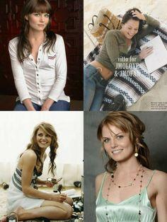 Jennifer morrison photoshoot 2002-2007