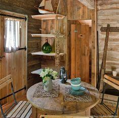 Decoration interieur en bois