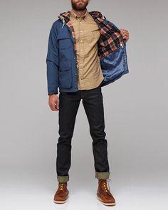 Street style tendance : men's style