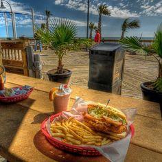 1. Ocean Front Bar & Grill - 100 9th St, Myrtle Beach, SC