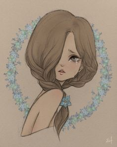 Forget me not by Earther323.deviantart.com on @deviantART*