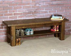 Fresh Winsome Dayton Storage Hall Bench with Shelves
