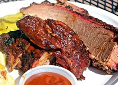 Pecan Lodge. Dallas barbecue is making a surge toward respectability, and Pecan Lodge is helping to lead the charge.