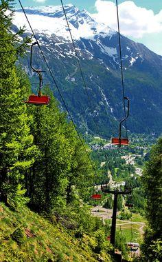 MACUGNAGA (Piemonte) Italy