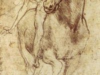 1000+ images about Drawings, Middle Ages, Renaissance, Baroque on Pinterest | Albrecht durer, Michelangelo and Silverpoint