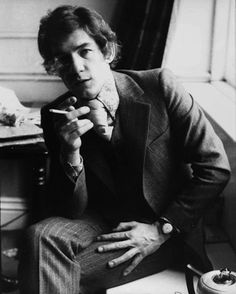 So it turns out that young Ian McKellen looked like a cross between John Lennon and John Cusack.  And he was pretty foxy.