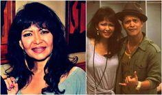 Bruno Mars' family - mother Bernadette San Pedro Bayot