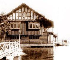 Saranac Boathouse.