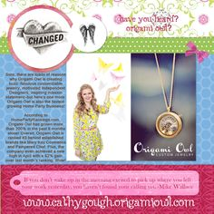 @Kahla Ableman, this is what I want for Christmas/birthday - I told Tim, you need to get with him (I want everyone to pick their own for me - even Emily & Aubrey - Nana and Pop too) - you have 7 months! Now Go! LOL  origamiowl.com