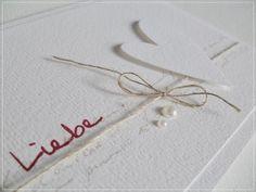 Du heiratest und suchst wunderschöne Einladungskarten, Menükarten, Tischkärtchen, Danksagungen.......? Gerne kannst du deine Papeterie bei m...