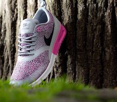 premium selection da16e 4434f Trendy Ideas For Womens Sneakers  Nike WMNS Air Max Thea Print-Wolf  Grey-Anthracite-Red Volt-White.